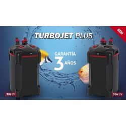 FILTRO EXTERIOR TURBOJET PLUS sin uv
