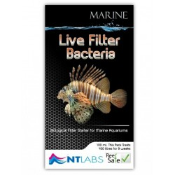 Live Filter Bacteria NT LABS 100ml