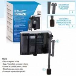 Filtro externo de cascada IGUAZÚ (300 l/h)