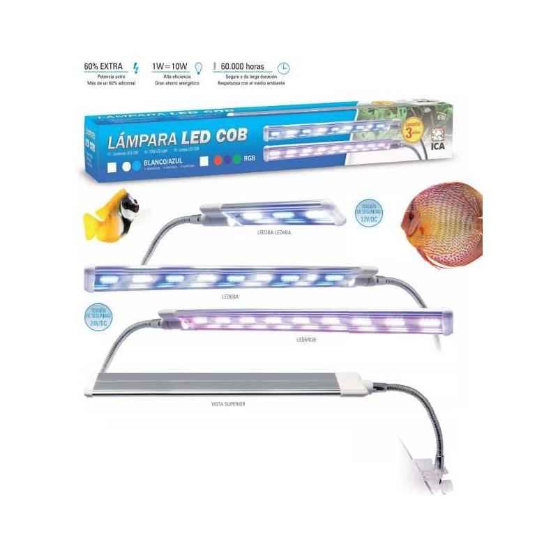 Lámparas LED COB