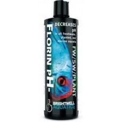 Acondicionador Florin pH de BRIGHTWELL AQUATICS (125 ml)