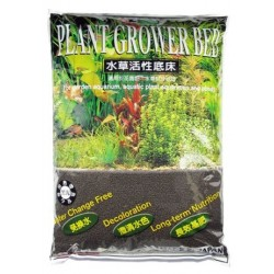 PLANT GROWER BED NEGRO AZOO