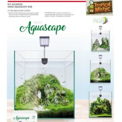 KIT ACUARIOS NANO AQUASCAPE...